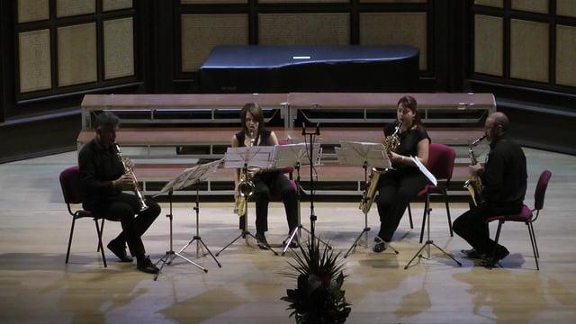 Sax-Ensemble, Avila- Botter- Sheet sounds