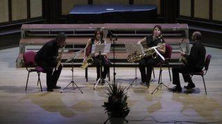 Sax-Ensemble , Avila- Granados Oriental