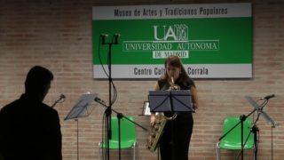 Corrala Sax-Ensemble- López, Cadencia EternidadAÚN SIN CALIFICACIÓN