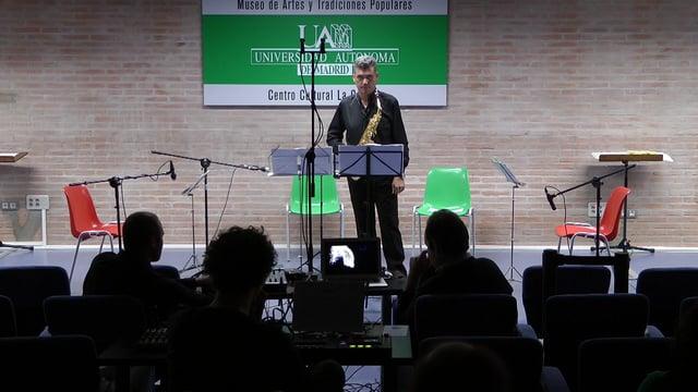 Corrala Sax-Ensemble- Vadillo, Metapoiesis