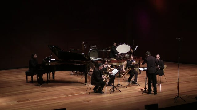 Sax-Ensemble, Reina Sofia-Muñoz