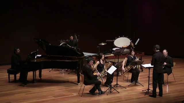 Sax-Ensemble, Reina Sofia-Ruiz