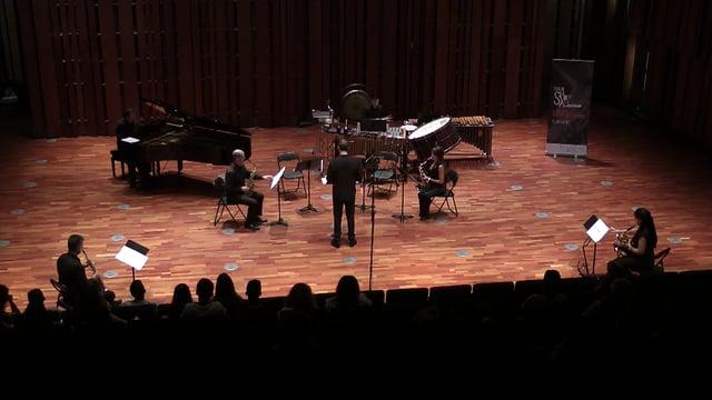 Eursax Oporto, Sax-Ensemble completo- Camarero, Liquid Theater