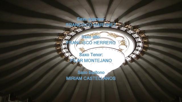 Vigo, A Fundacion, Cuarteto Saxos- Granados , Oriental