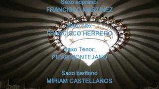 Vigo, A Fundacion, Cuarteto Saxos- H. Parra, Fragments