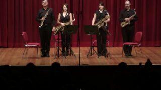 Vigo, A Fundacion, Cuarteto Saxos-Françaix, Quatuor
