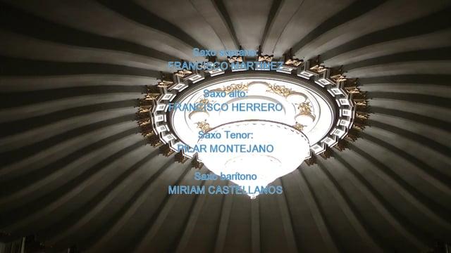 Vigo, A Fundacion, Cuarteto Saxos- De Pablo, Fandango