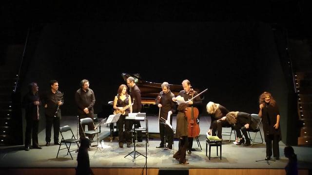 Sax-Ensemble- MadWomenFest- P Jurado, Mad Sax