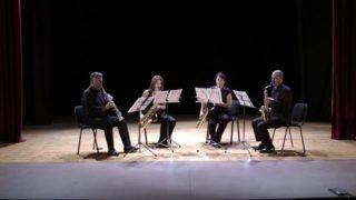 Sax-Ensemble Cuarteto, Arévalo; Marco, Paraiso Danzante