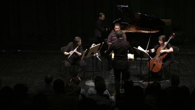 Sax-Ensemble, T Canal , Coma- J. Duran Loriga-Tropos