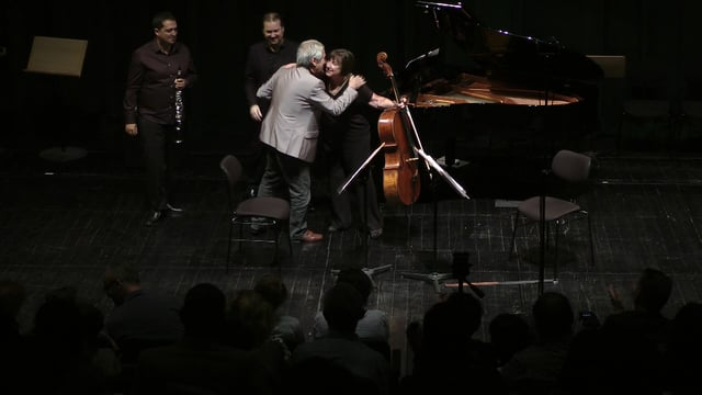Sax-Ensemble, T Canal , Coma- J. Legido- Reflejos