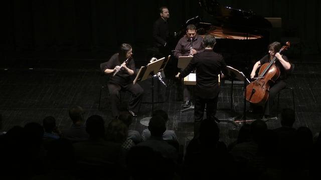 Sax-Ensemble-Teatros del Canal-Coma