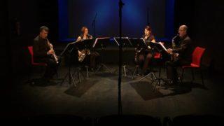 Sax-Ensemble, Sevilla; Calandin, Mantra