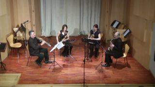 Lázaro Galdiano- Sax-Ensemble.Movie, Marco Paraiso Danzado