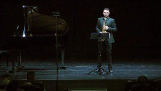 Tribuna Sax-Ensemble 1º semifinal- Alvaro Molina