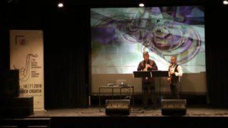 Zagreb congreso mundial saxo; Vadillo-Murano II