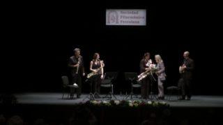 Ferrol, Cuarteto Sax-Ensemble – J. Françaix, Petit Quatuor