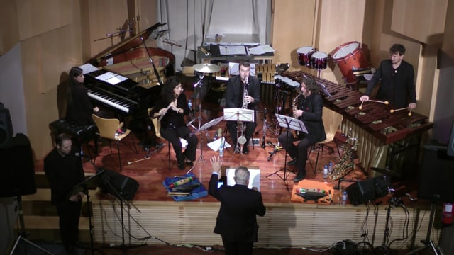 Nuevo Ensemble Segovia; L Galdiano – F Chaviano, Viaje a Tlon