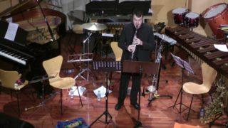 Nuevo Ensemble Segovia; L Galdiano – S. Lanchares, Solo