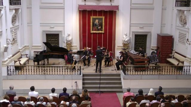 Sax-Ensemble Bellas Artes- Duran Loriga, Estival