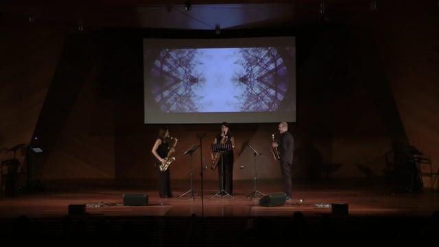 Sax-Ensemble, Centrocentro – T. Marco, Ambito Moby Dick