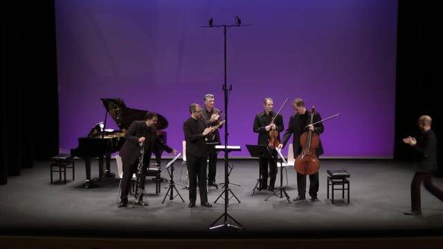 Sax-Ensemble, Fest. Tres Cantos – B. Cerrato, Variones Goldberg